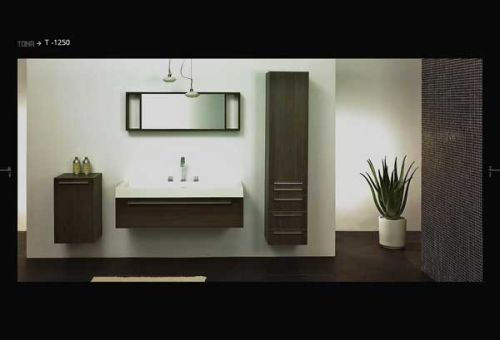 Muebles de ba o de diseno for Muebles para banos minimalistas