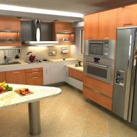 Remodelaciones de Cocinas. Integrando la Cocina a la Sala - Comedor. Una manera de agrandar el espacio y lograr más iluminación. Por: t-remodela