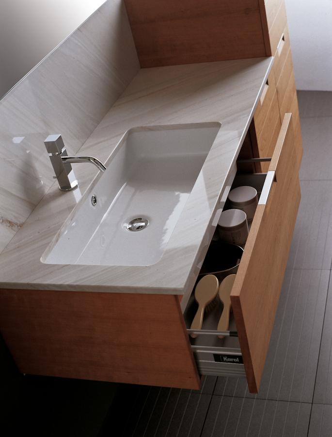 Dise o del mueble de ba o 3 parte t remodela - Muebles de banos de diseno ...