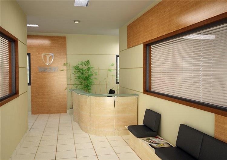 Ideas para el dise o de tu oficina o consultorio t remodela for Disenos para oficinas modernas