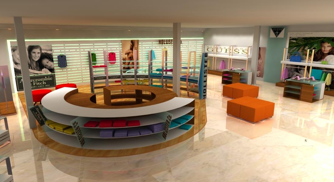Local comercial t remodela - Diseno locales comerciales ...