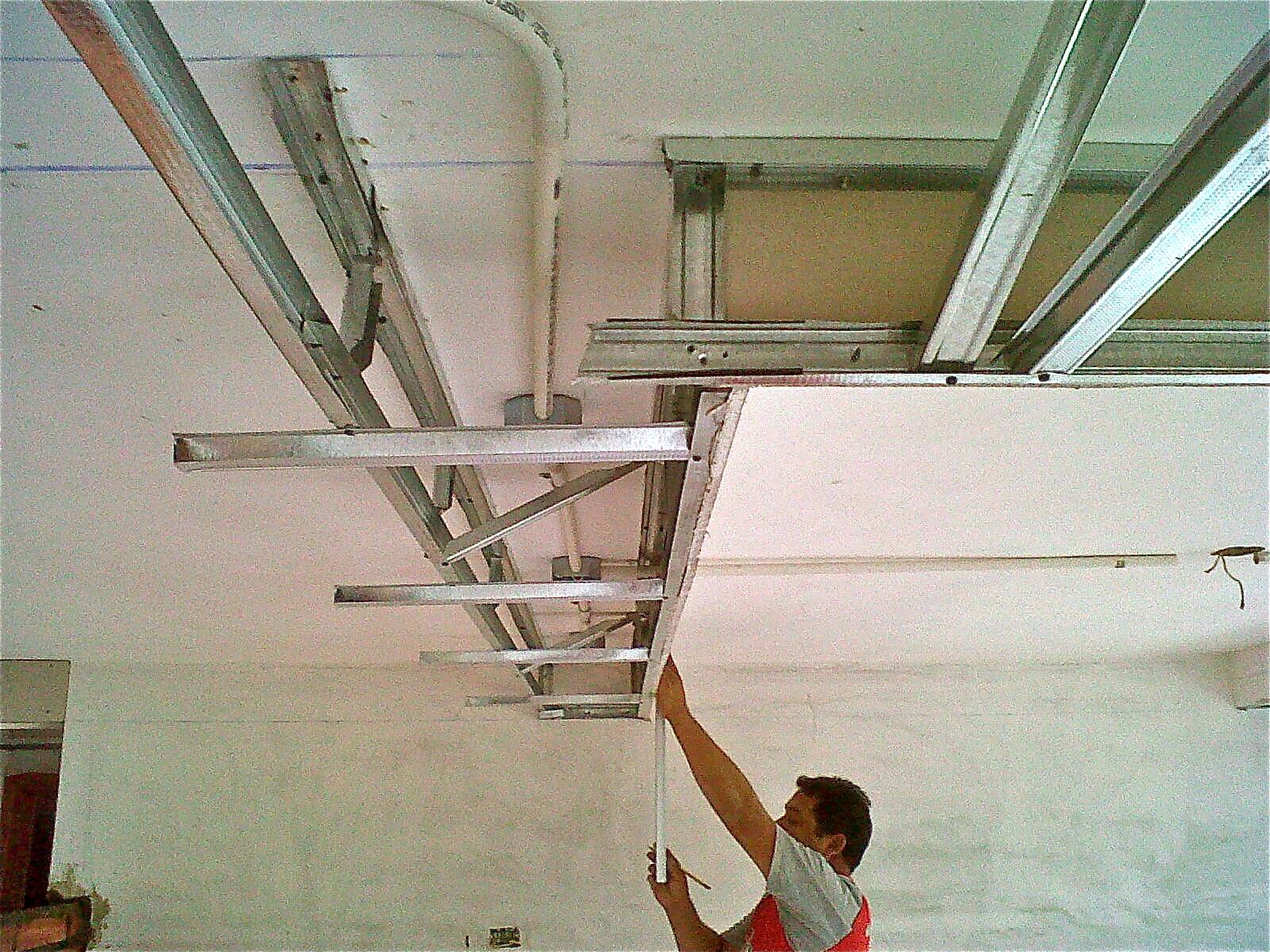 Como remodelar tu consultorio estas pensando en la for Techos de drywall para cocinas