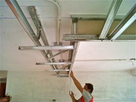 Diseño techos y paredes Drywall