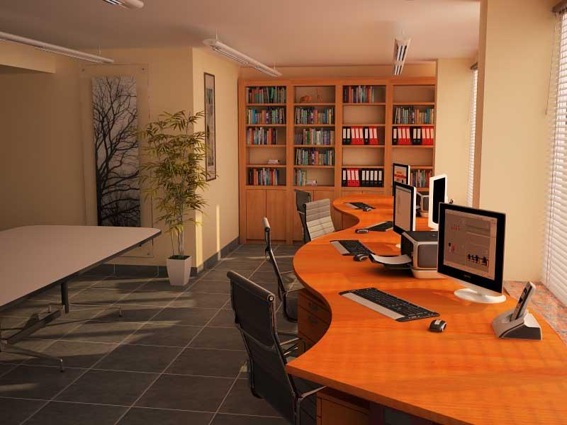 El drywall en el dise o de consultorios y oficinas t for Oficinas de diseno y arquitectura