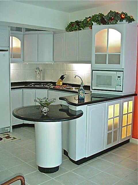 Lo que debes saber si vas a mandar hacer tu cocina for Figuras en drywall para cocinas