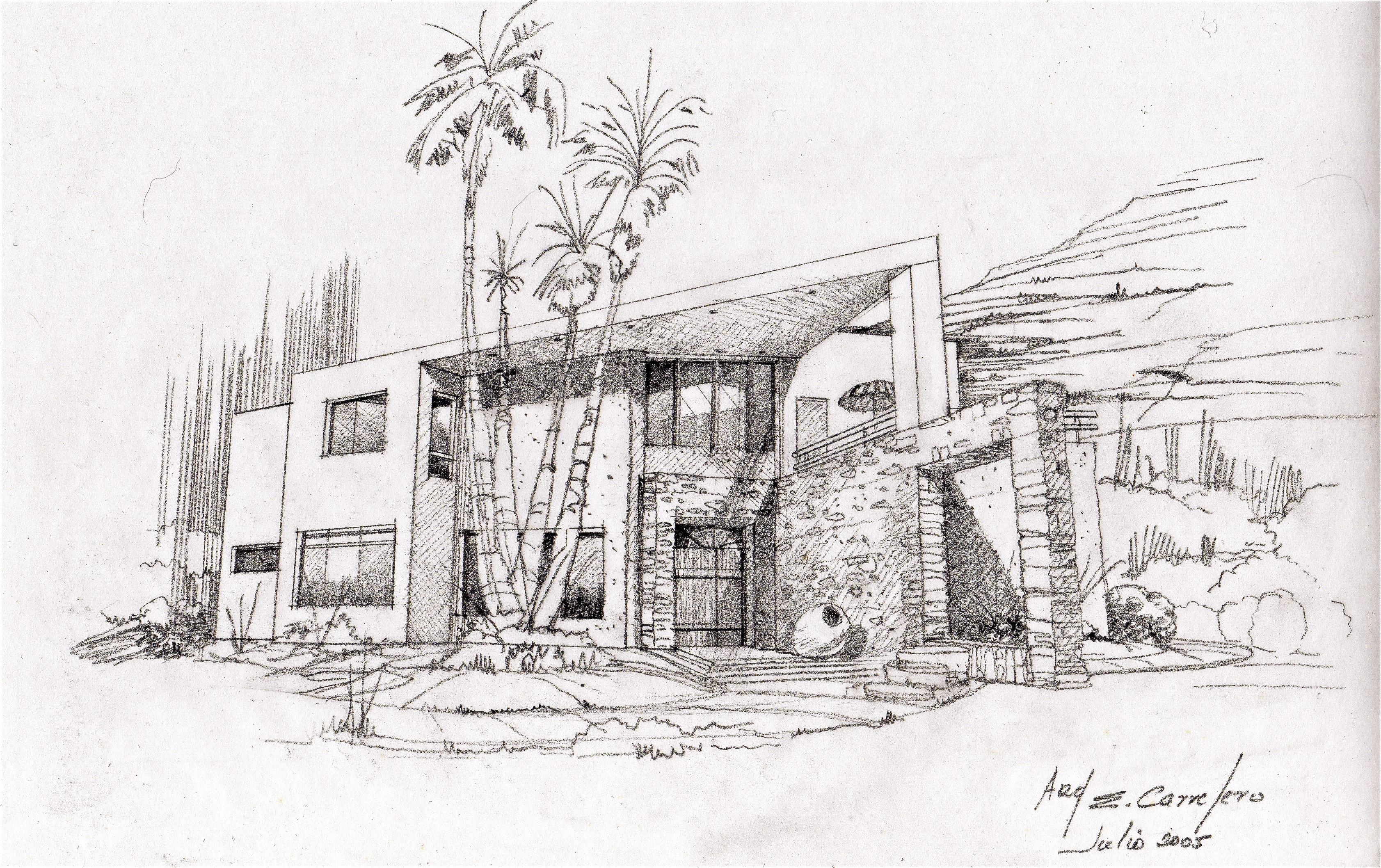 Dibujos 01 t remodela for Dibujo de una oficina moderna