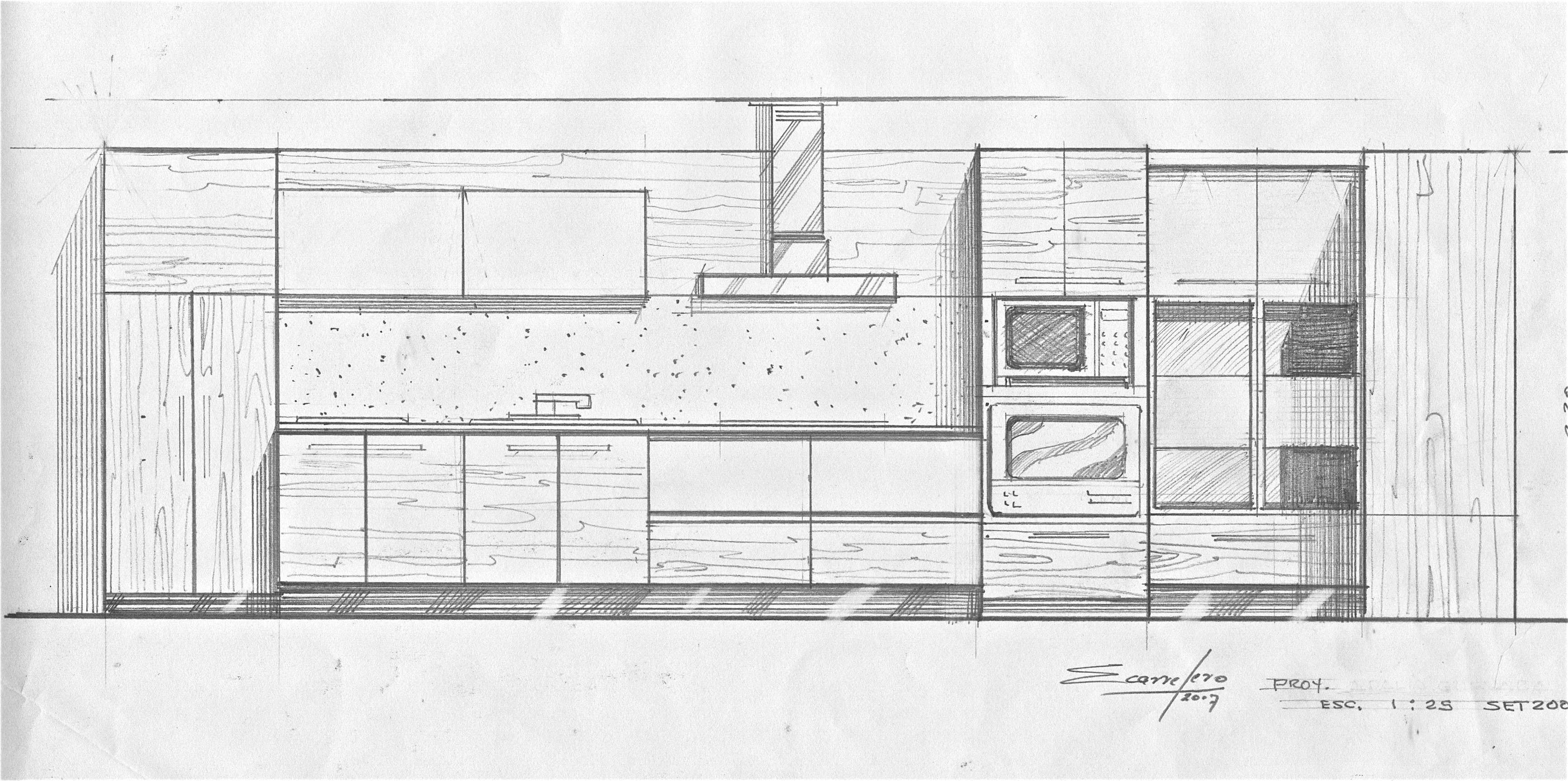 Dibujos 21 t remodela - Cocinas con dibujos ...