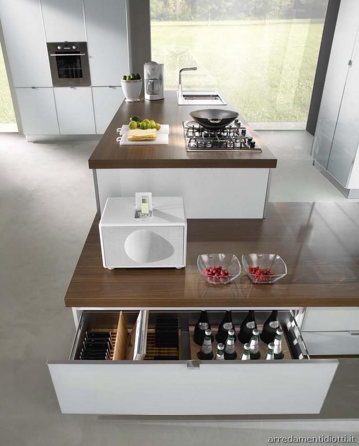 Accesorios elegantes bellos y funcionales para tu cocina for Cocinas modernas apartamentos