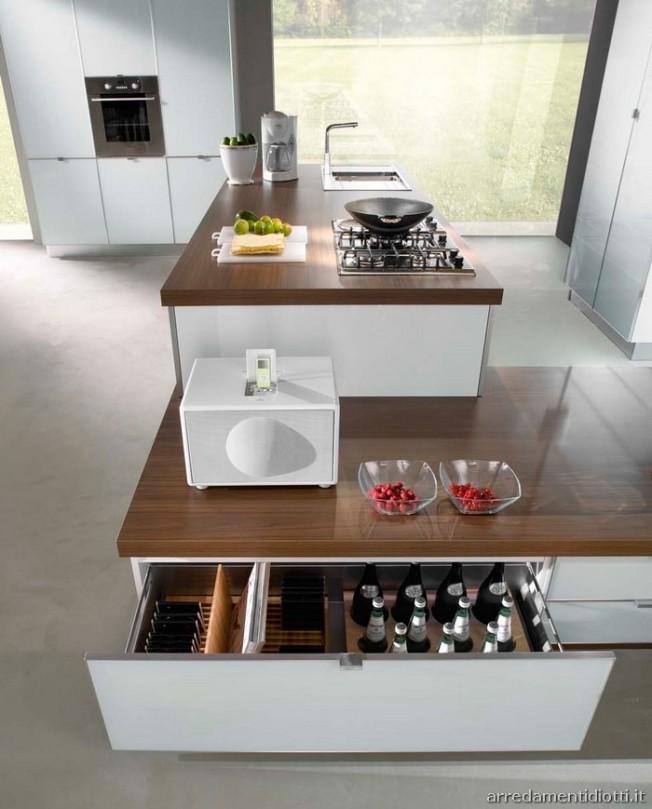 accesorios de cocina gavetas extraibles con correderas laterales