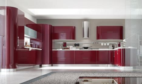 Cocinas diseño y fabricación italiana