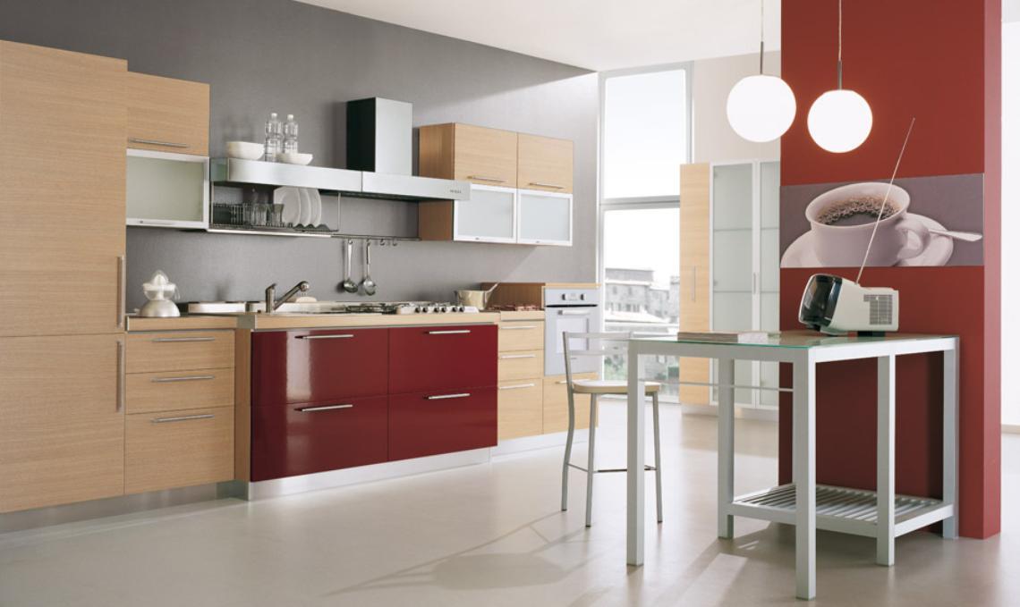 Modelo sandy t remodela for Modelos cocinas integrales modernas