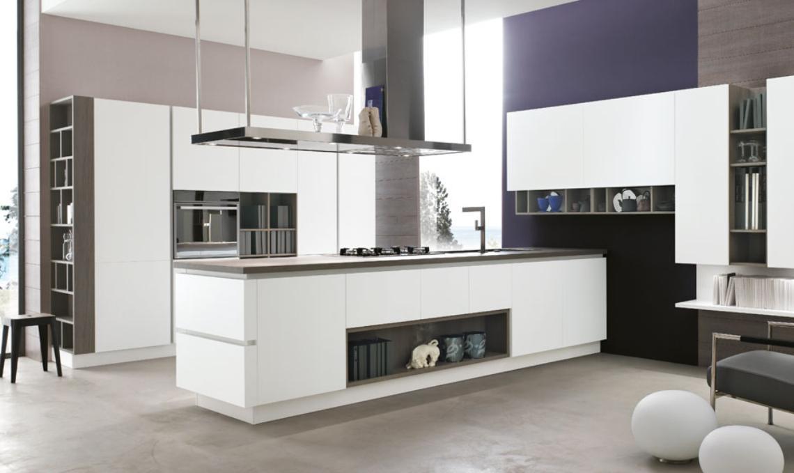 Modelo allegra t remodela for Cocinas espectaculares modernas