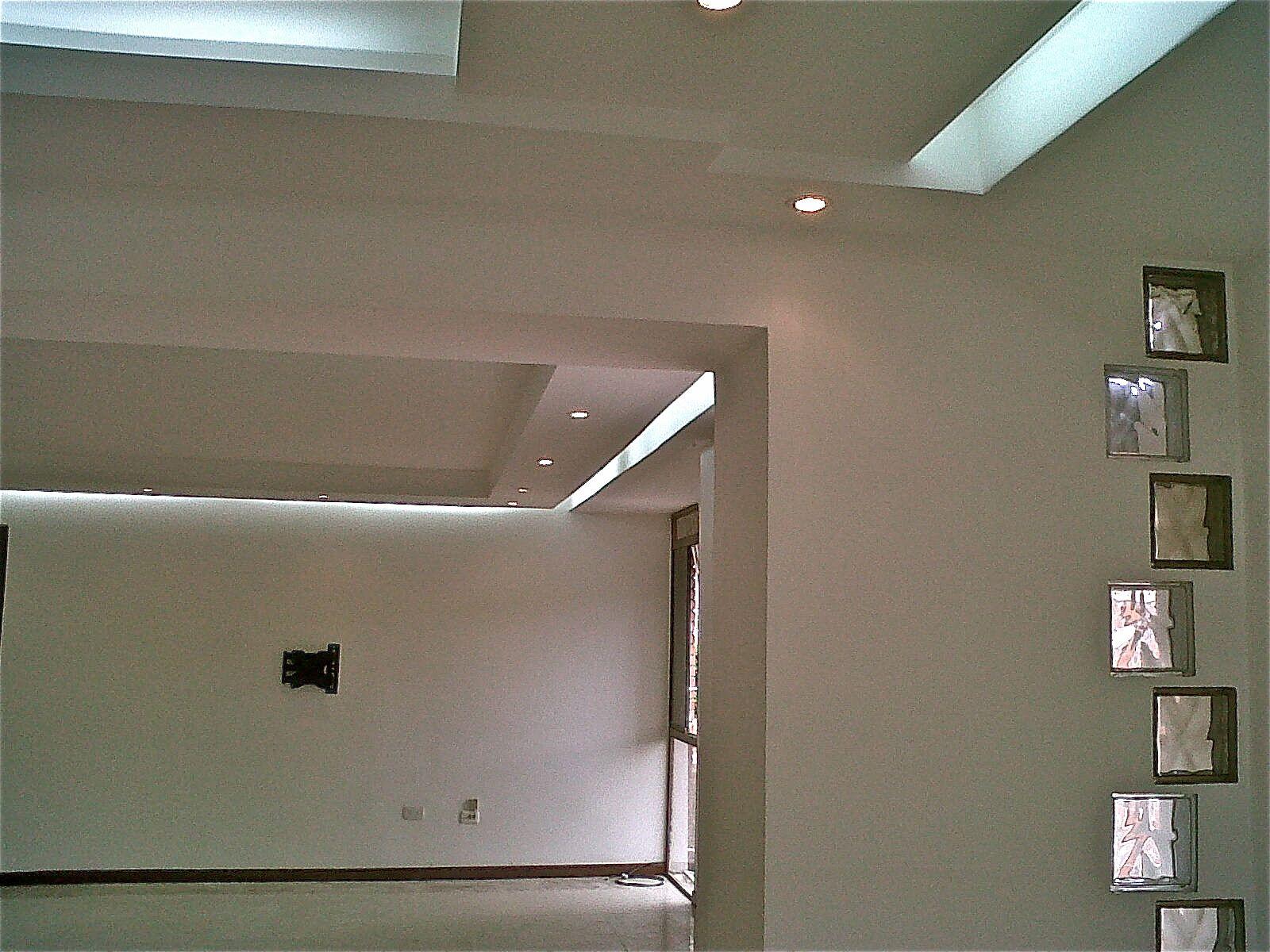 Renovando tu apartamento con el dise o de techos e for Disenos de techos en yeso