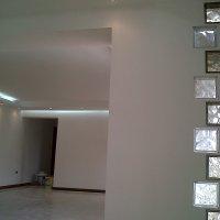 Renovando tu apartamento con el diseño de techos e iluminación. El DryWall en el diseño de apartamentos y casas